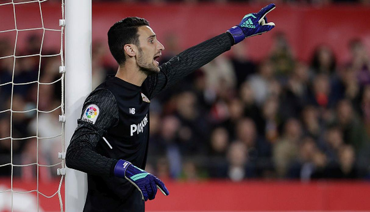 Sergio Rico. (Getty Images)