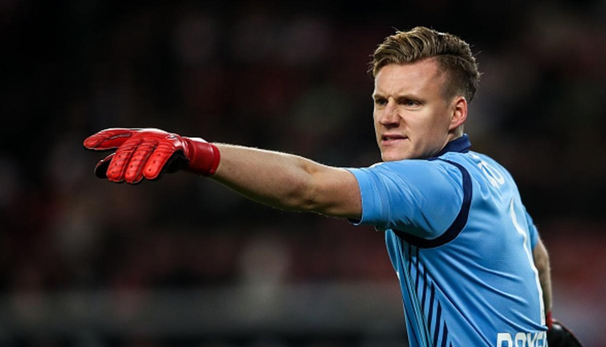 Bernd Leno. (Getty Images)