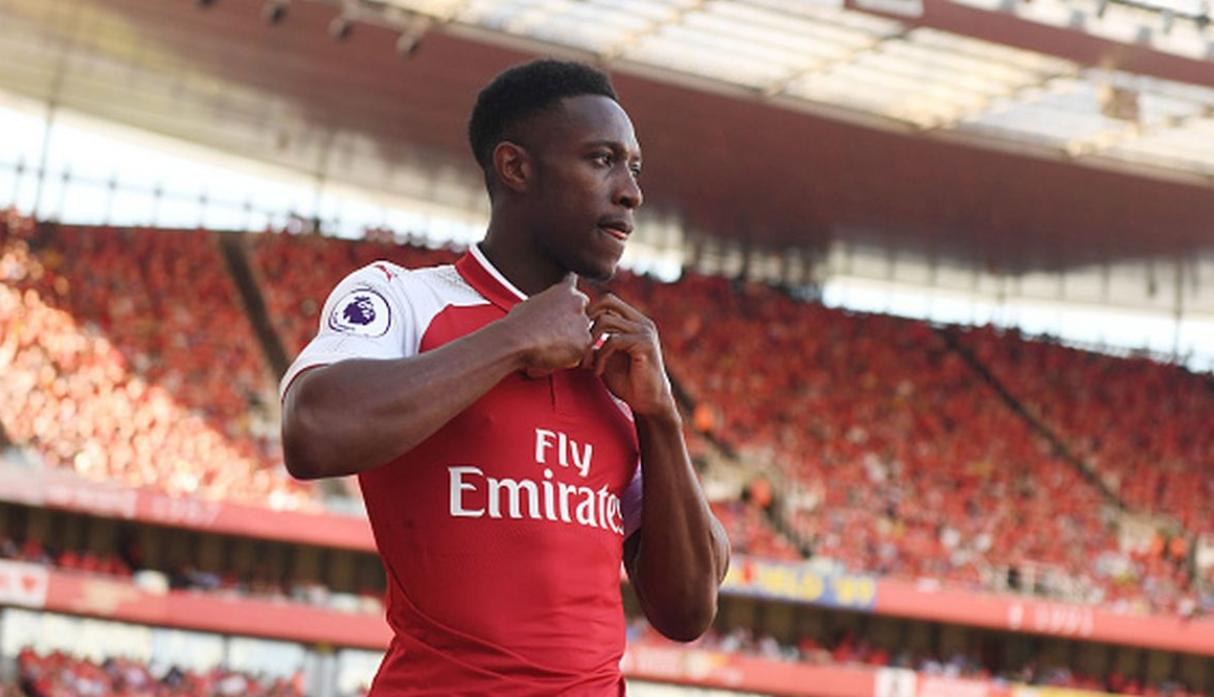 Danny Welbeck. (Getty Images)