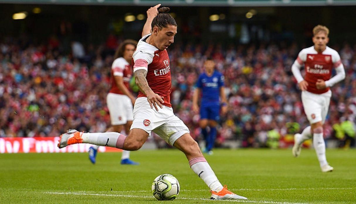 Héctor Bellerín. (Getty Images)