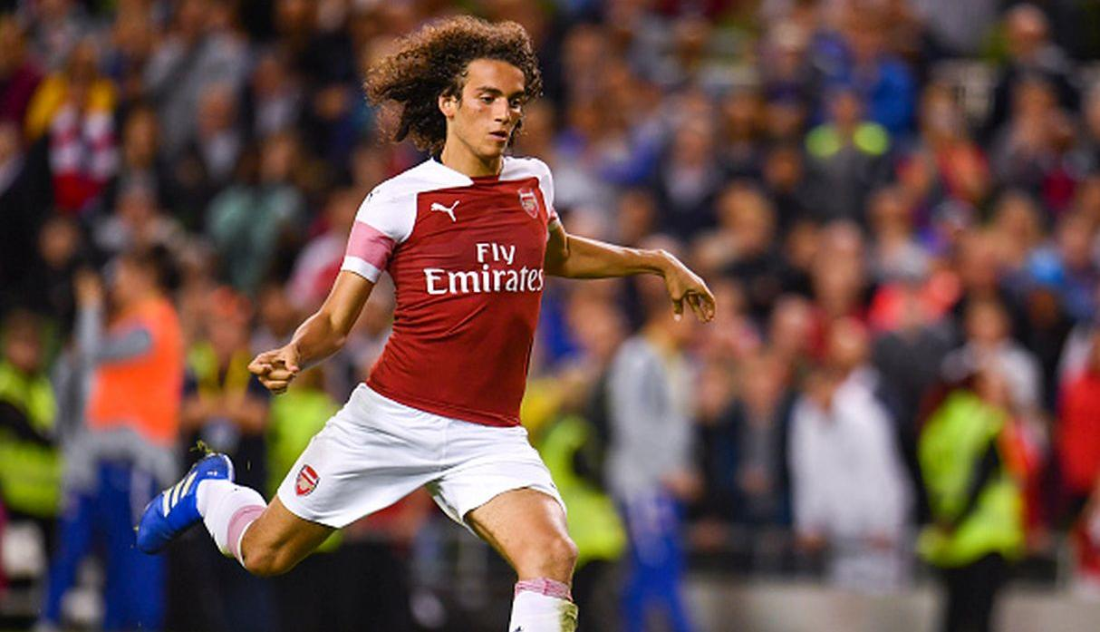 Mattéo Guendouzi. (Getty Images)