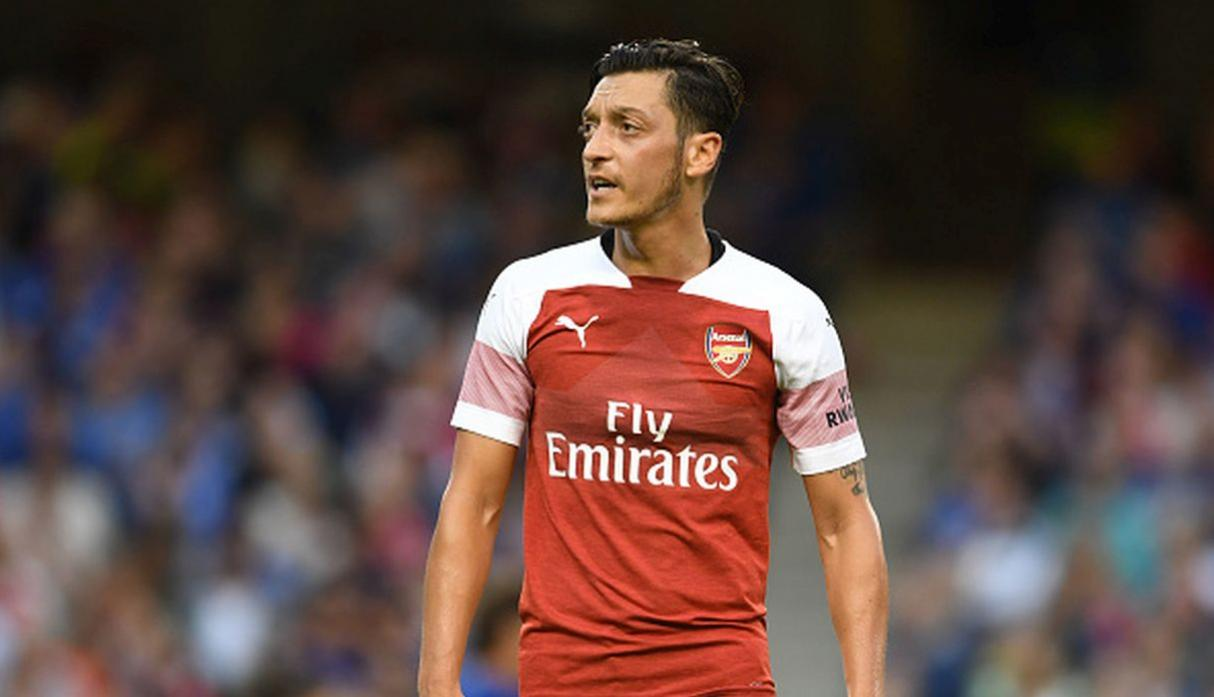 Mesut Özil. (Getty Images)