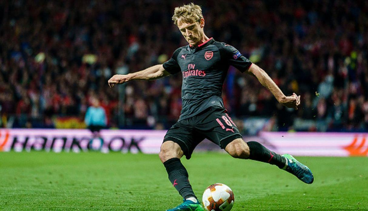 Nacho Monreal. (Getty Images)