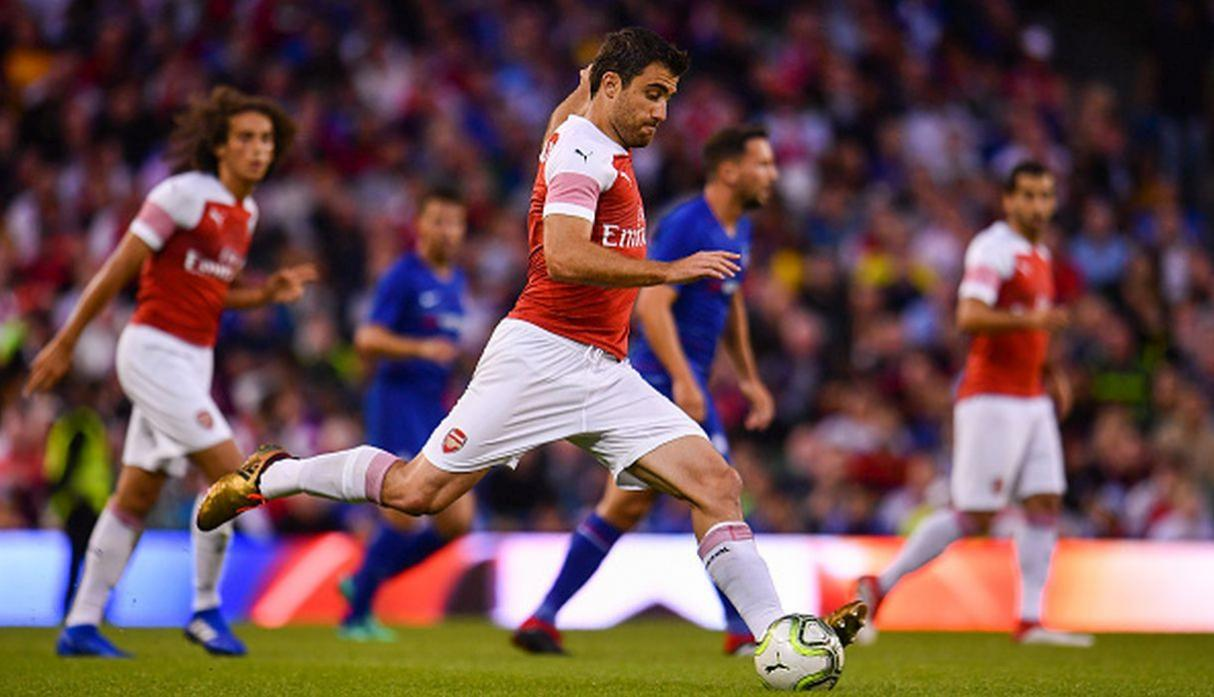 Sokratis. (Getty Images)