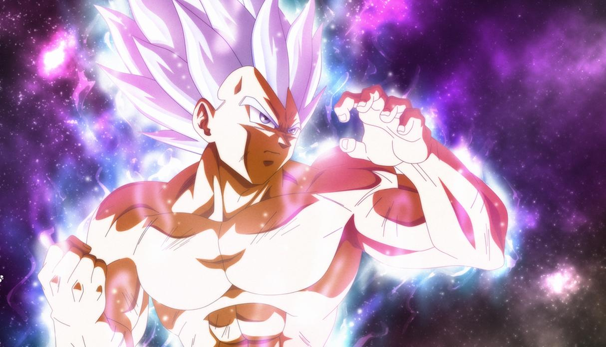 Dragon Ball Super - Vegeta Ultra Instinto
