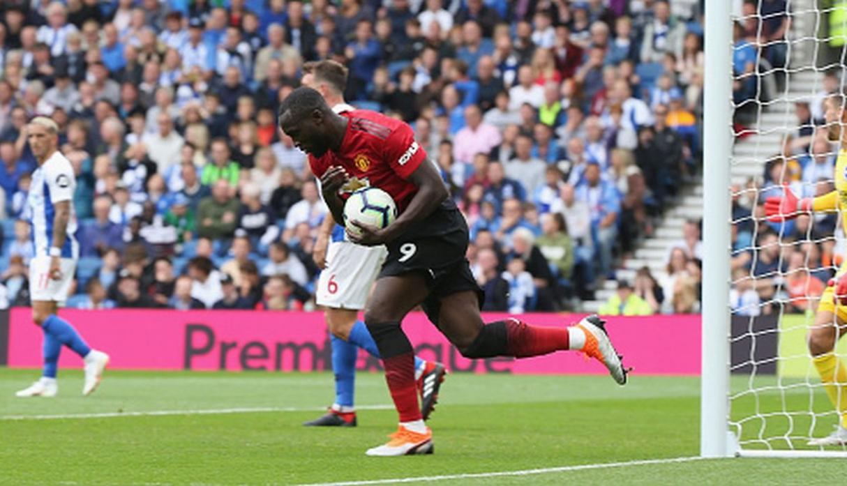Romelu Lukaku. (Getty)