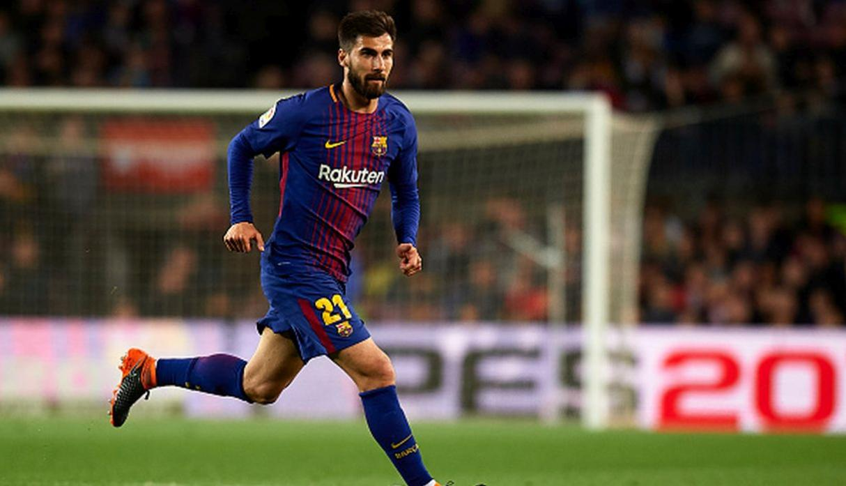 André Gomes. (Getty Images)