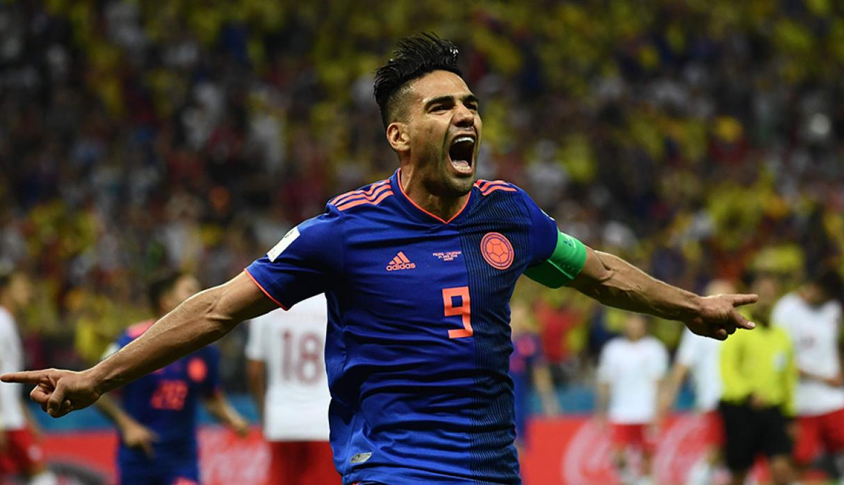 Colombia Radamel Falcao