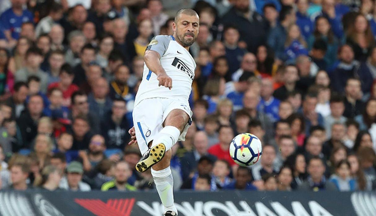 Walter Samuel. (Getty)