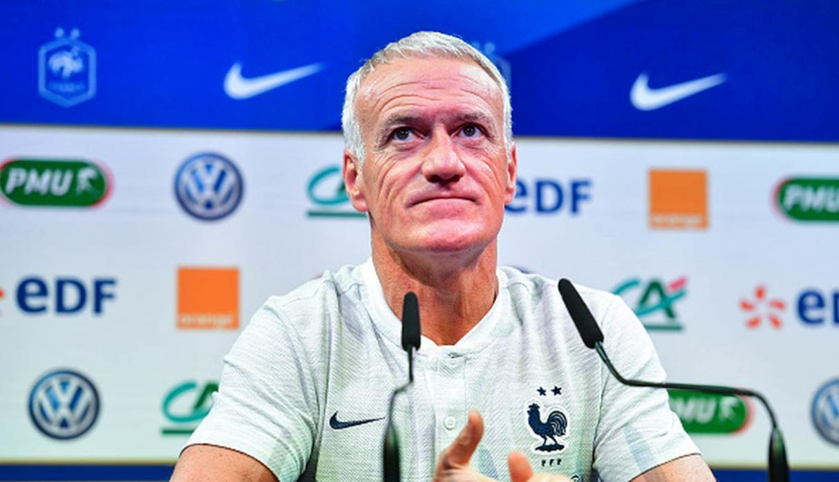 Didier Deschamps - France