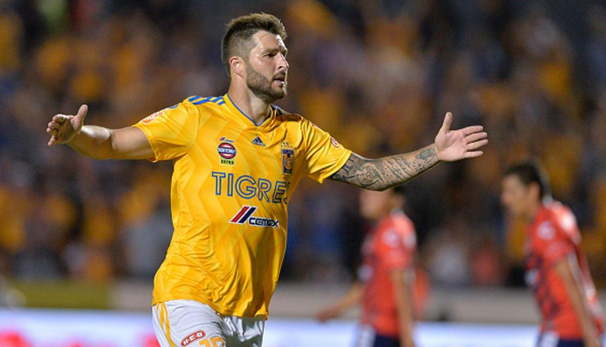 André-Pierre Gignac. (Getty Images)