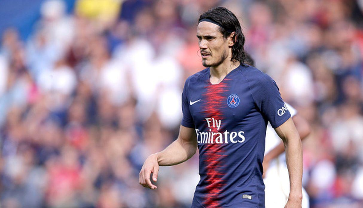 Edinson Cavani. (Getty Images)
