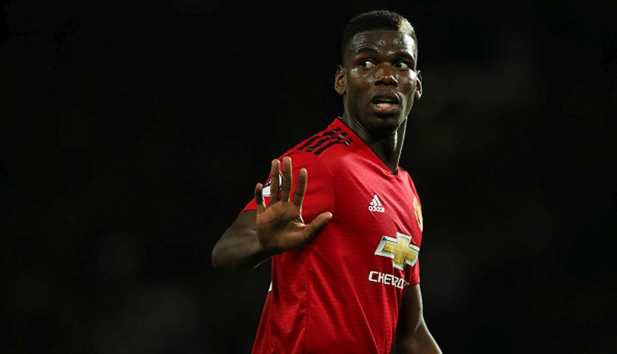 Paul Pogba. (Getty Images)
