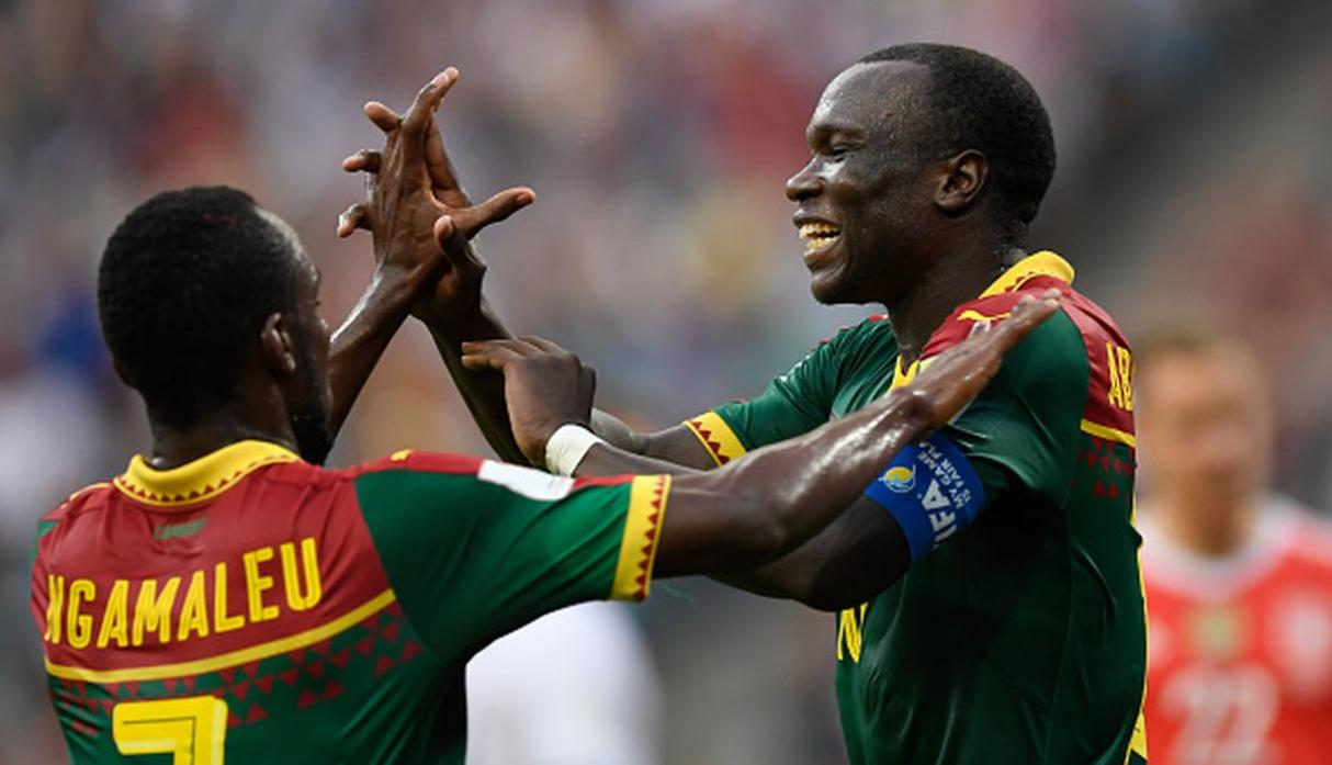 50. Camerún | Puntos: 1408. (Getty Images)