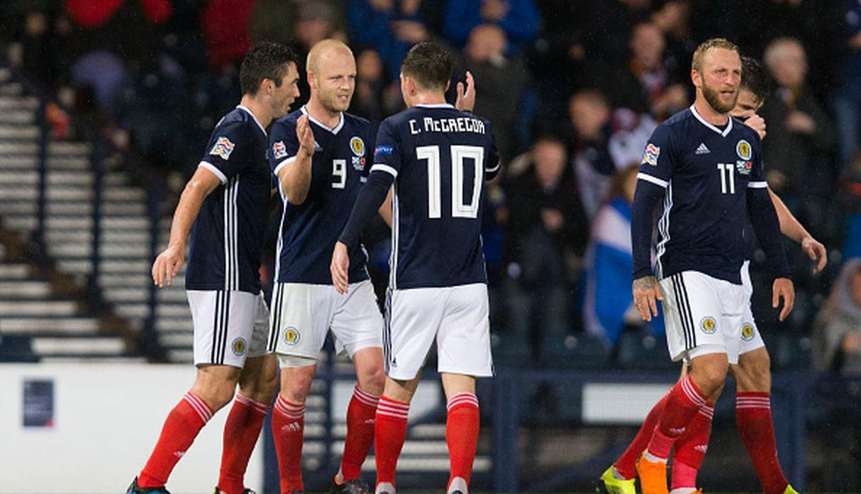 39. Escocia | Puntos: 1448. (Getty Images)
