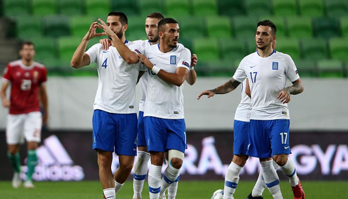 42. Grecia | Puntos: 1433. (Getty Images)