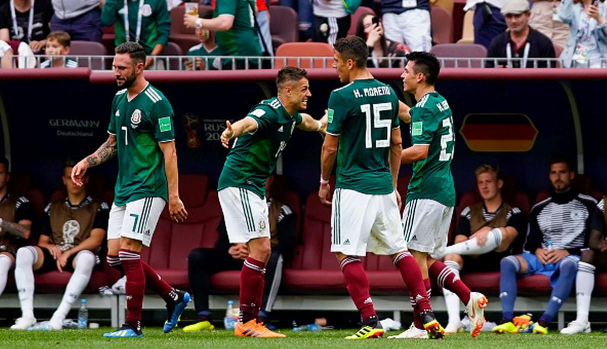 16. México | Puntos: 1550. (Getty Images)
