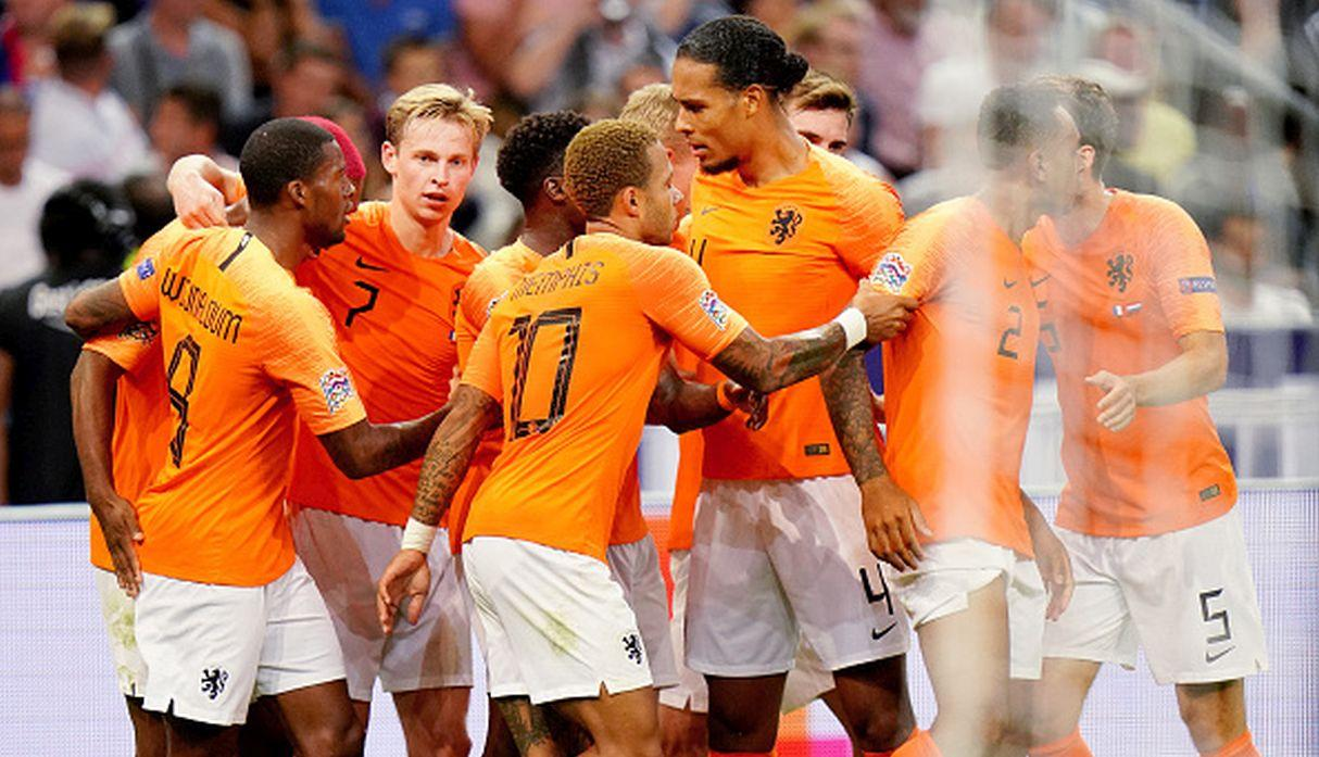 17. Holanda | Puntos: 1540. (Getty Images)