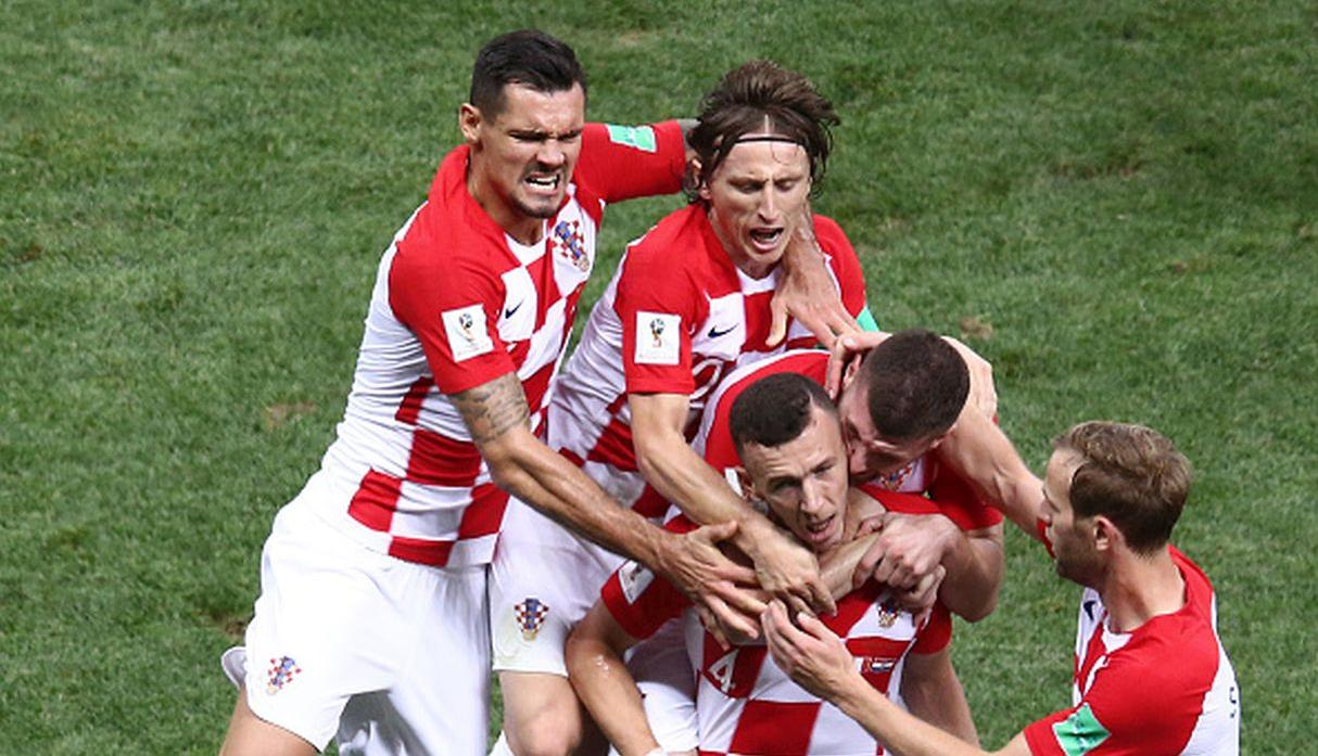 4. Croacia | Puntos: 1634. (Getty Images)