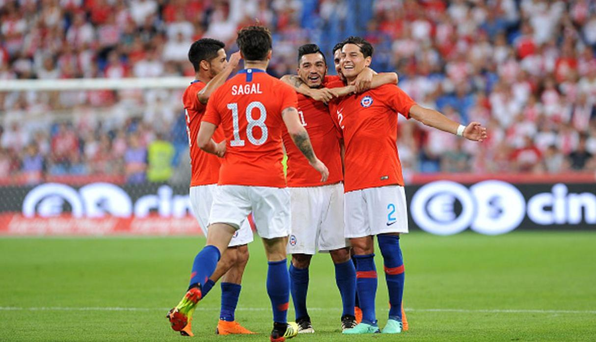 12. Chile | Puntos: 1568. (Getty Images)