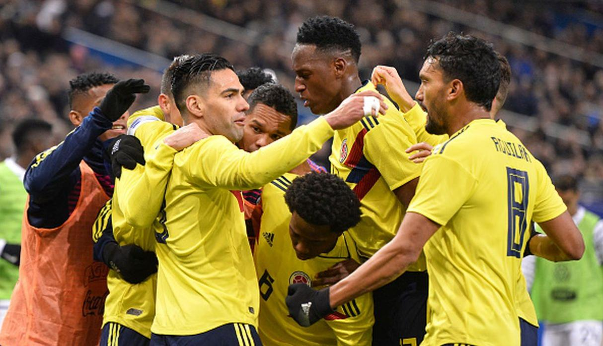 14. Colombia | Puntos: 1567. (Getty Images)