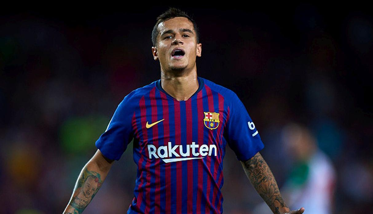 Philippe Coutinho | Ahora: Barcelona | Antes: Liverpool. (Getty Images)