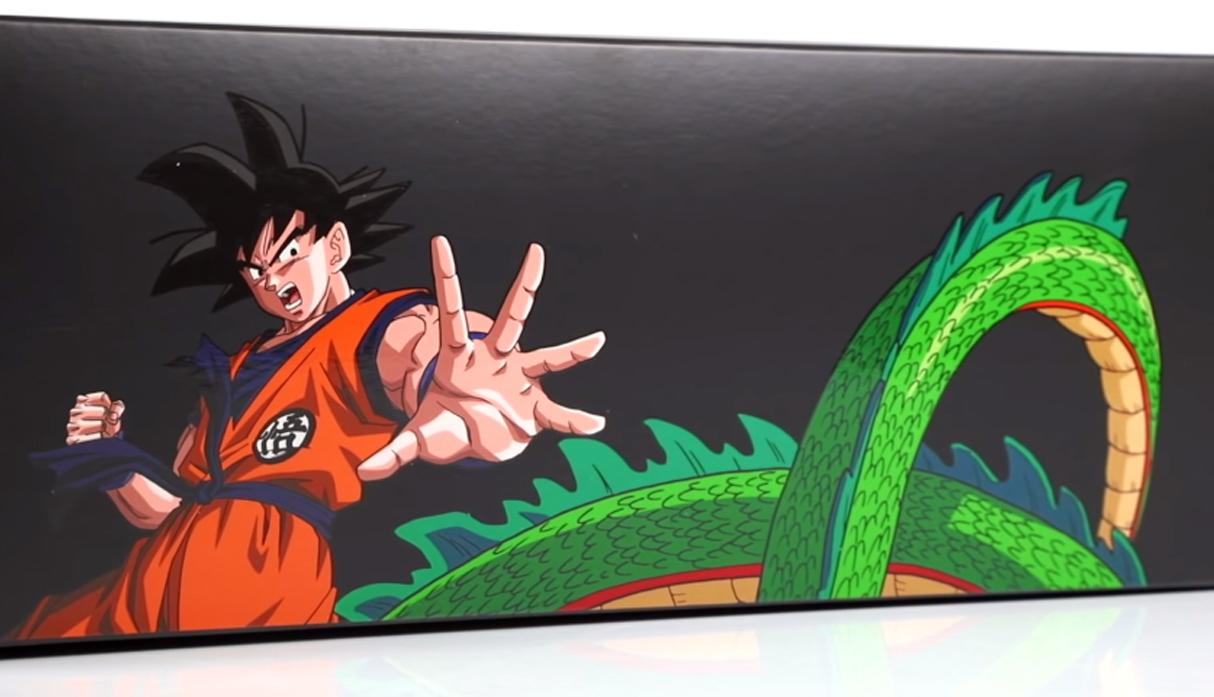 Dragon Ball Z Adidas Goku ZX 500 RM Sneakers son oficiales