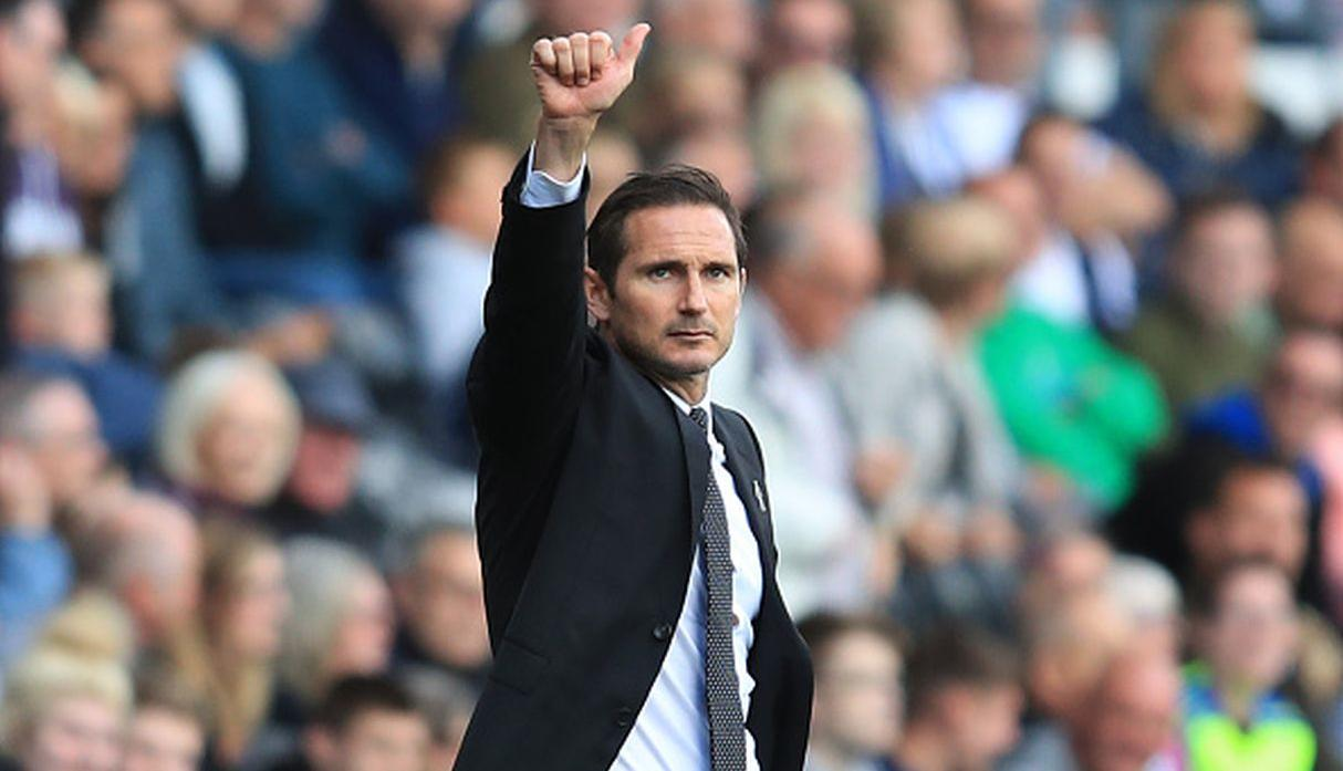 Frank Lampard. (Getty Images)