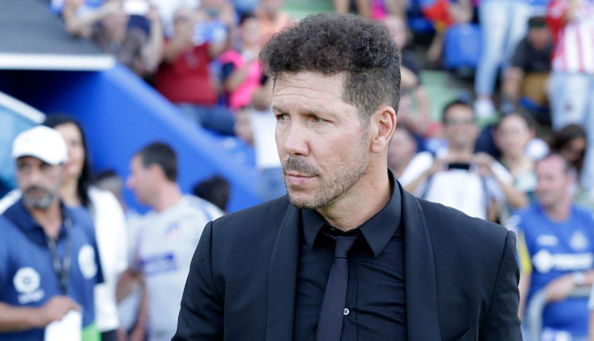 Diego Simeone. (Getty Images)