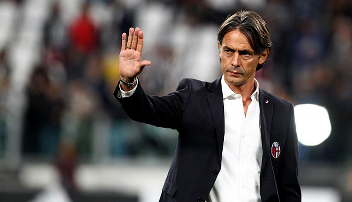 Filippo Inzaghi. (Getty Images)