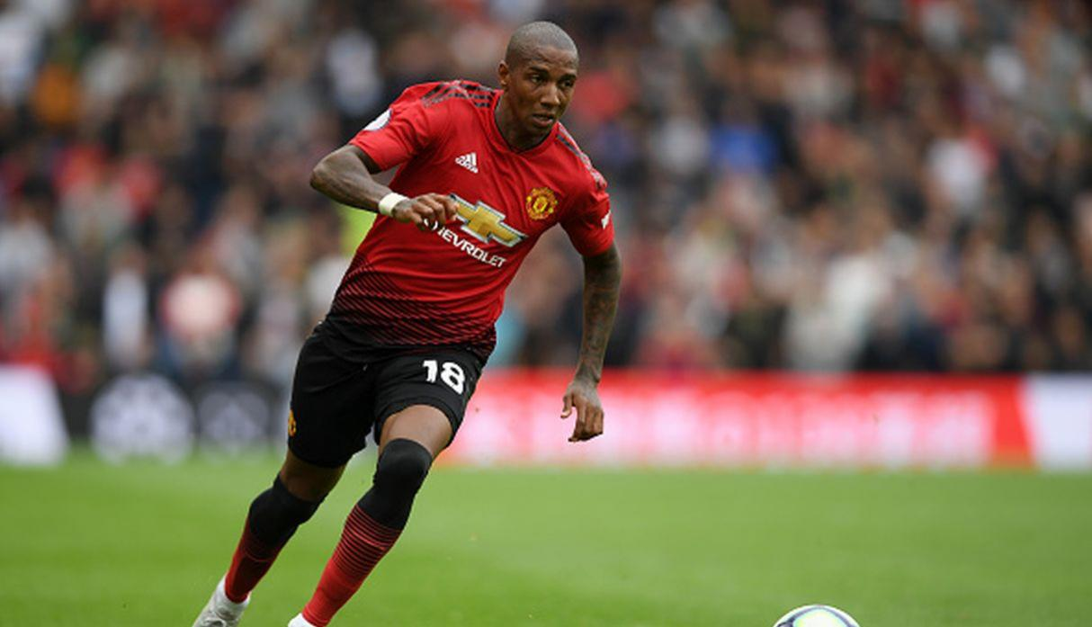 Ashley Young. (Getty Images)