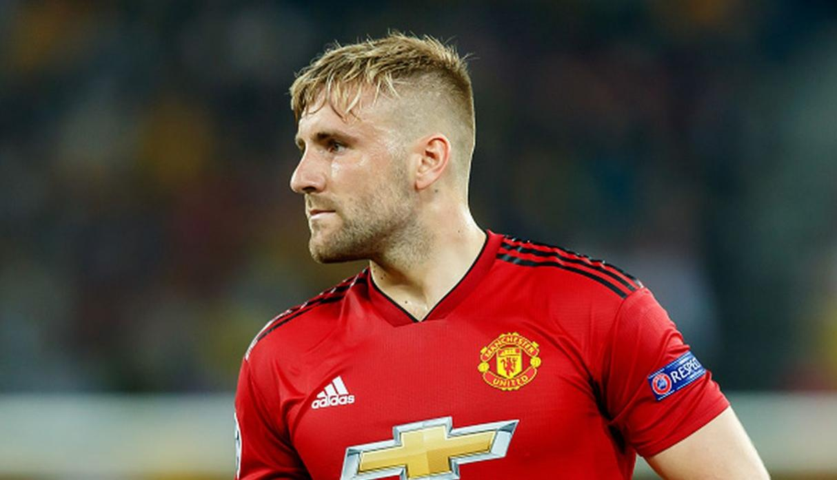 Luke Shaw. (Getty Images)