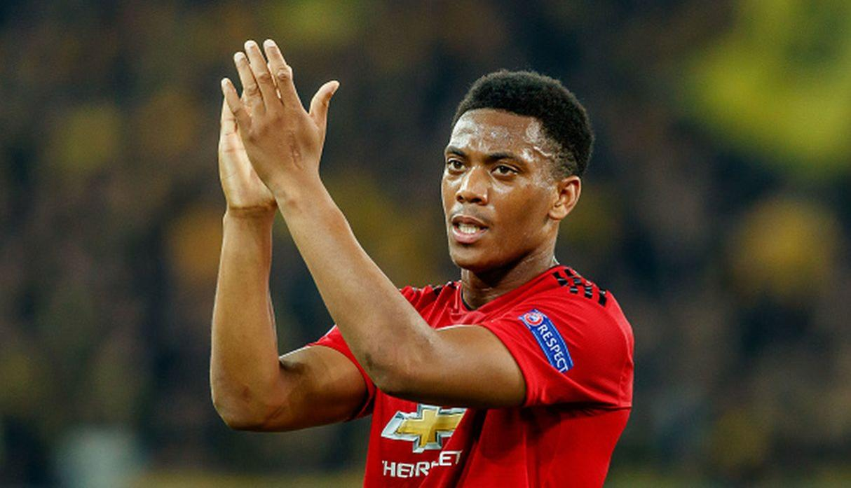 Anthony Martial. (Getty Images)
