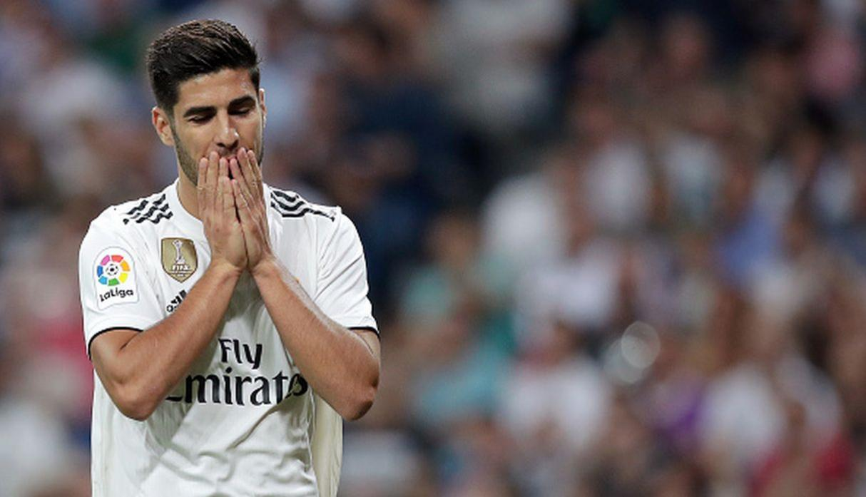 Marco Asensio   Real Madrid. (Getty Images)