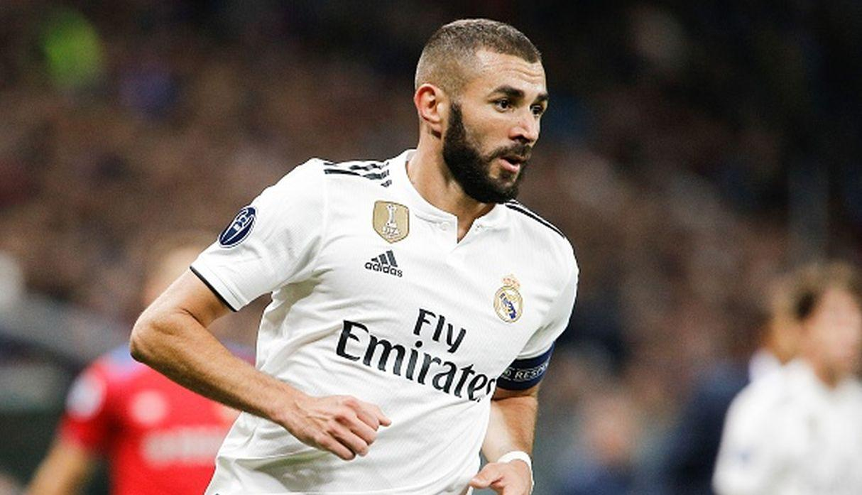 Karim Benzema | Real Madrid. (Getty Images)