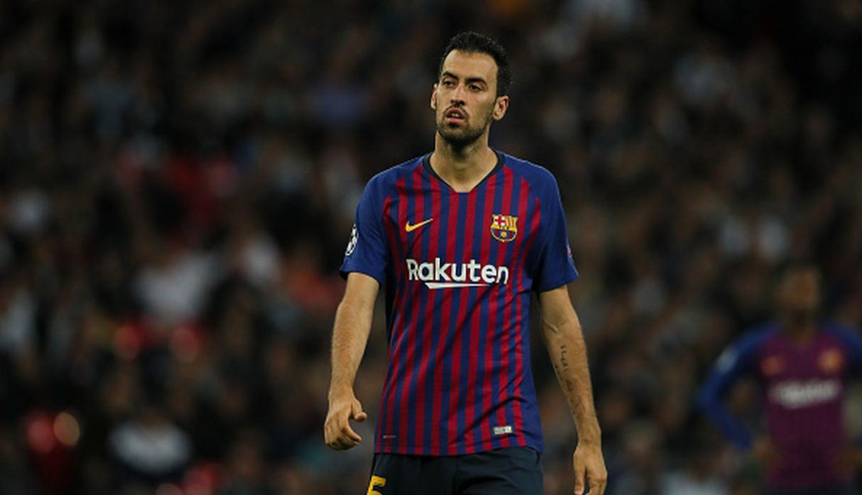 Sergio Busquets | Barcelona. (Getty Images)