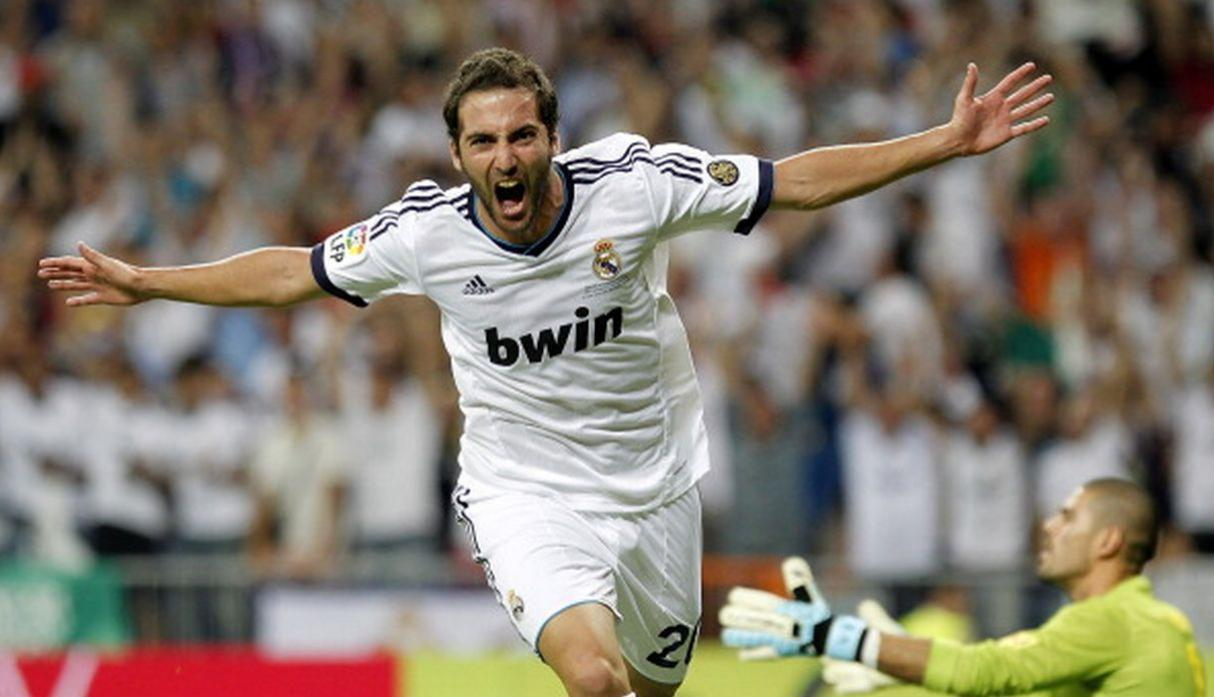 Gonzalo Higuaín. (Getty Images)