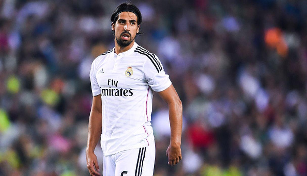 Sami Khedira. (Getty Images)