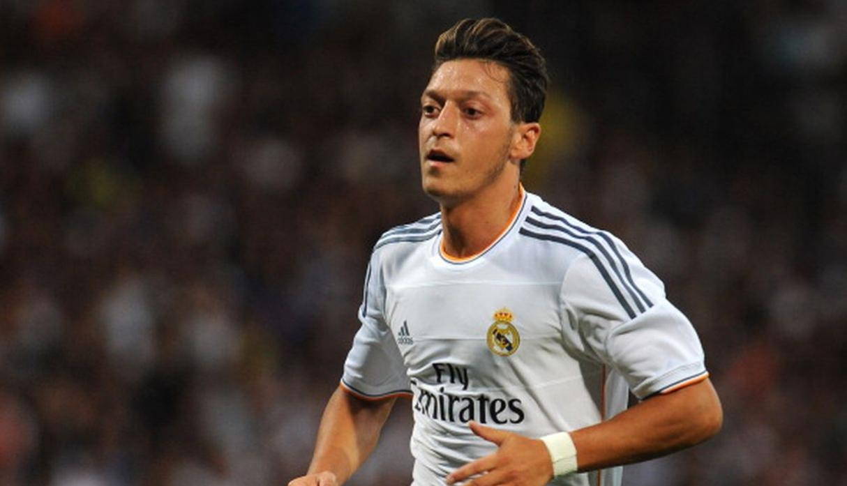 Mesut Ozil. (Getty Images)