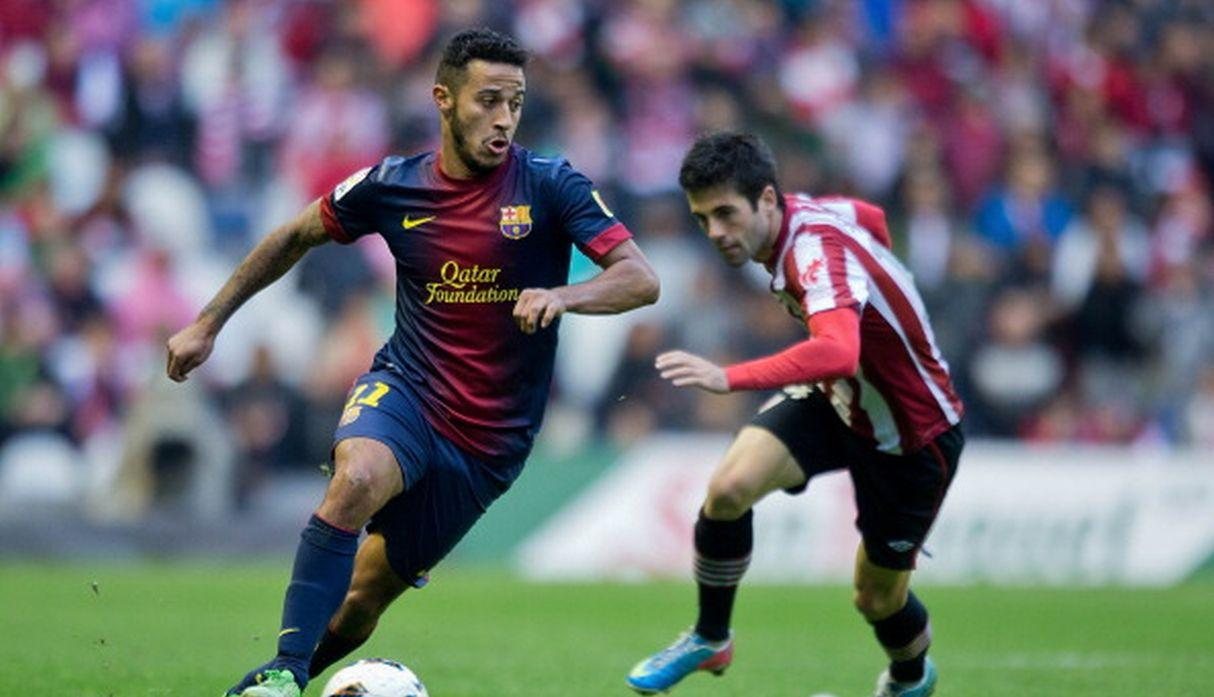 Thiago Alcántara. (Getty Images)