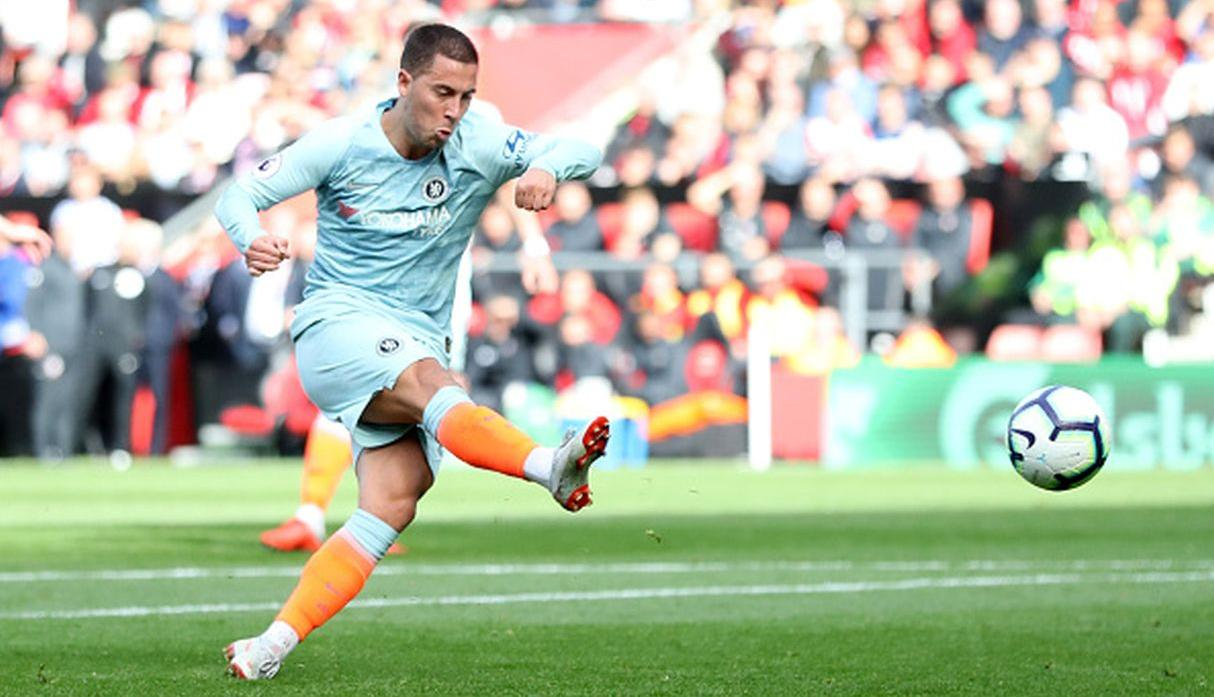 Eden Hazard. (Getty Images)