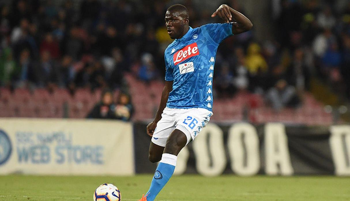 Kalidou Koulibaly. (Getty Images)