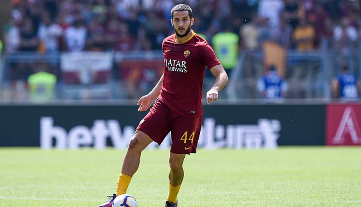 Kostas Manolas. (Getty Images)