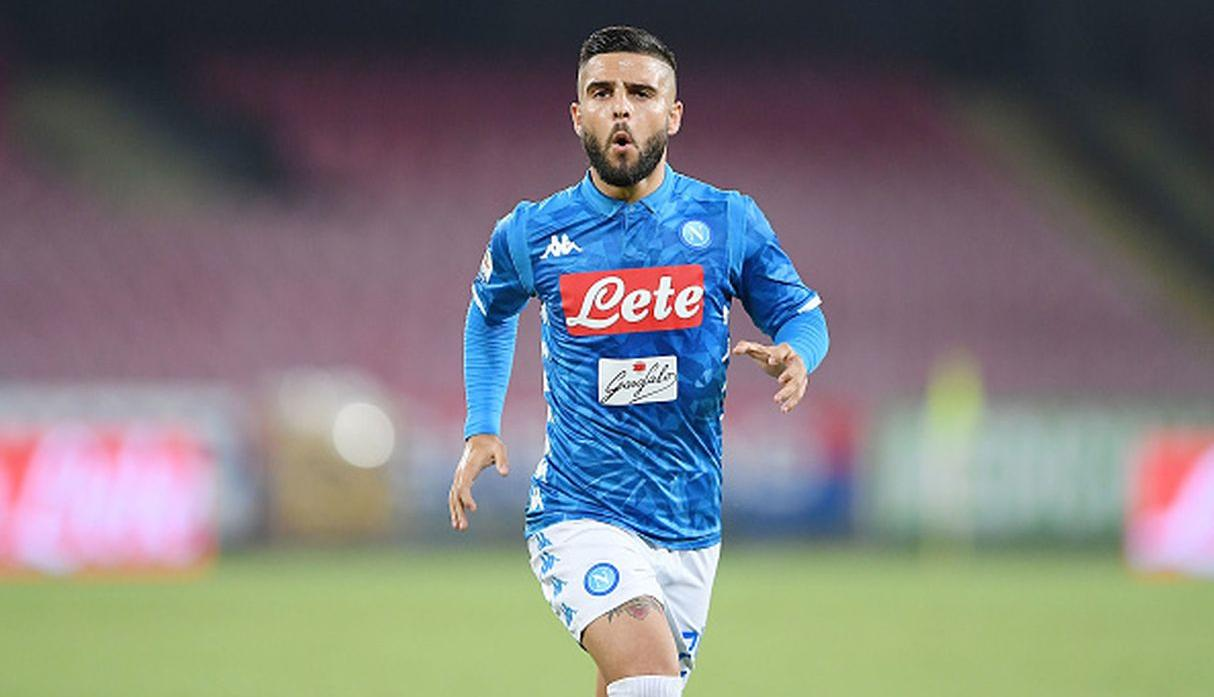 Lorenzo Insigne. (Getty Images)