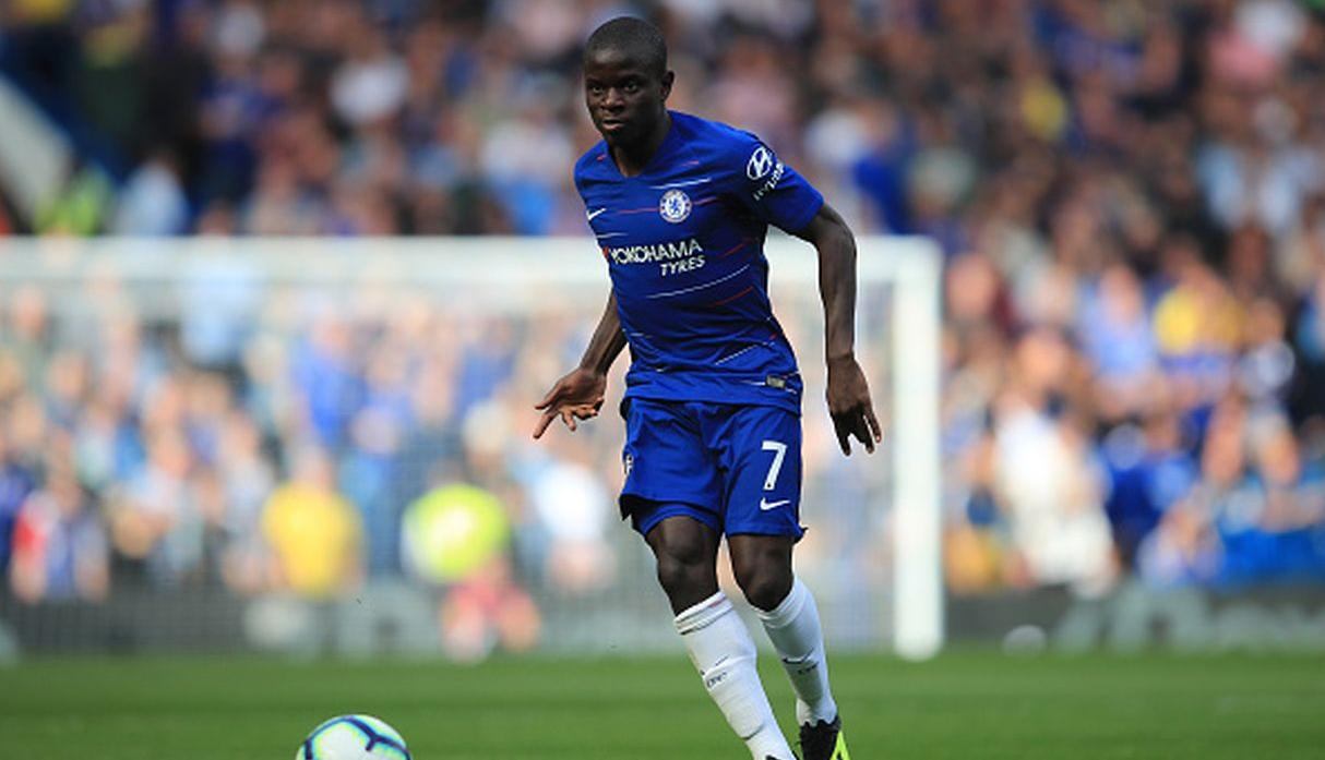 N'Golo Kanté. (Getty Images)