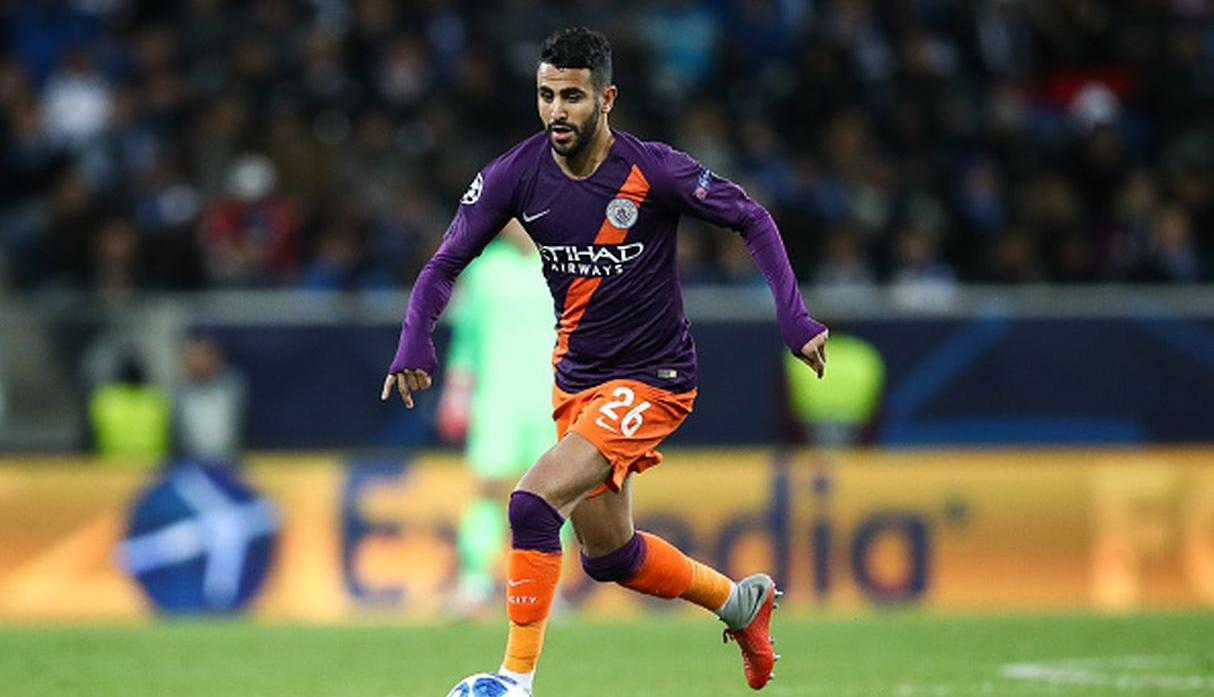 Riyad Marhez. (Getty Images)