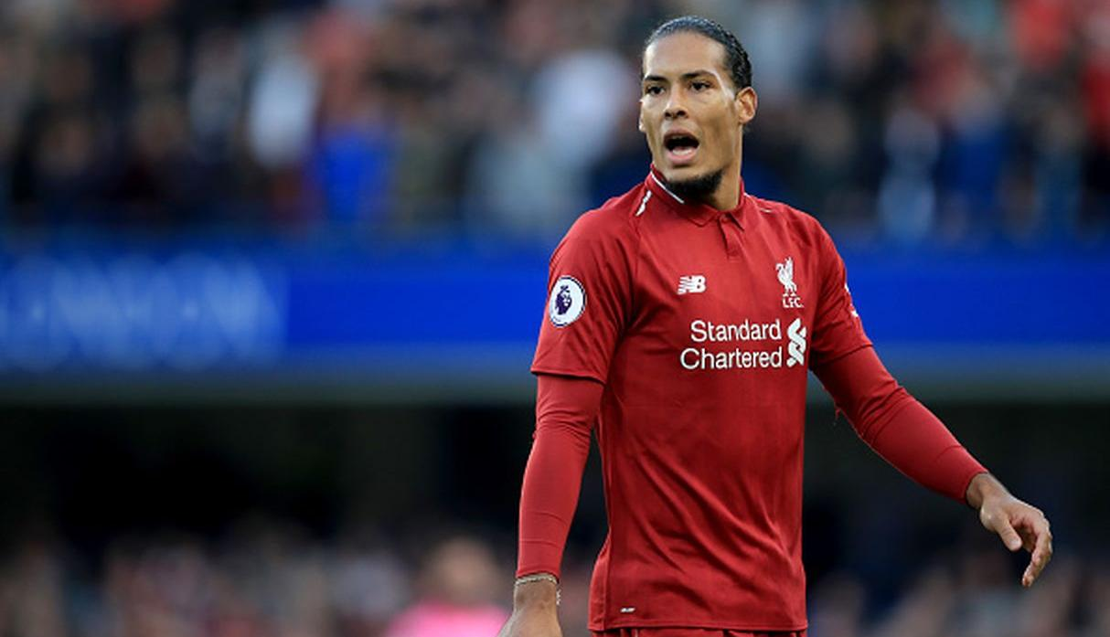 Virgil van Dijk. (Getty Images)