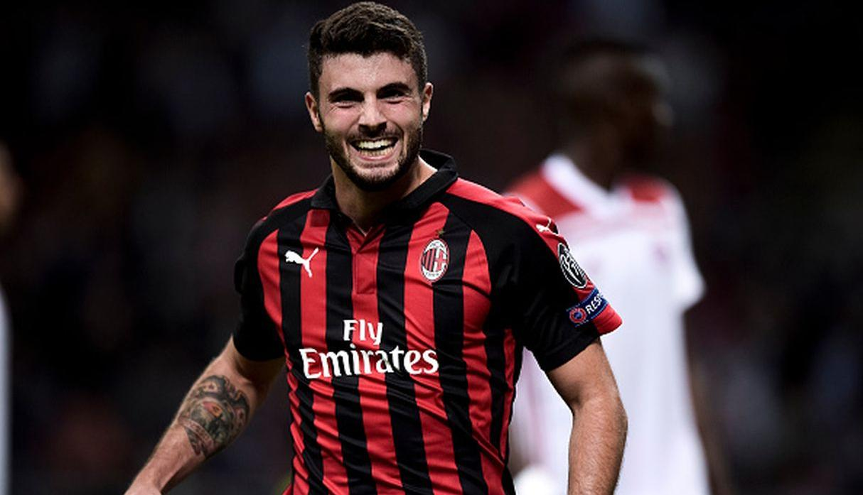 Patrick Cutrone. (Getty Images)