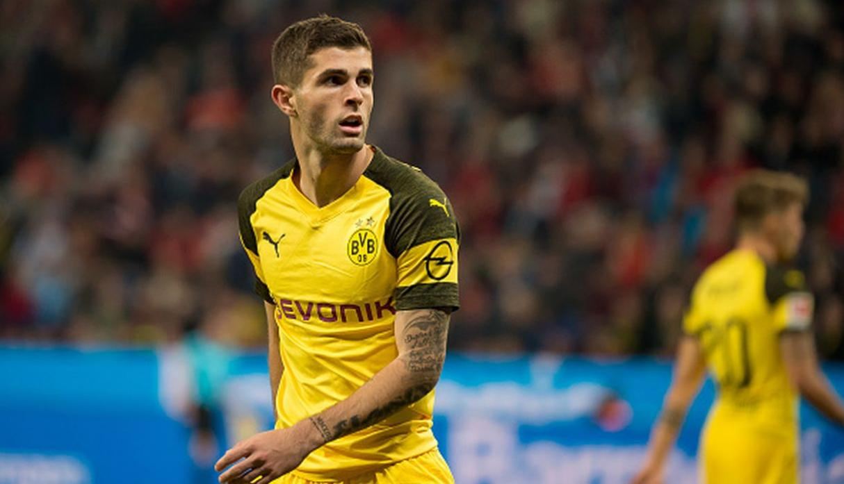Christian Pulisic. (Getty Images)