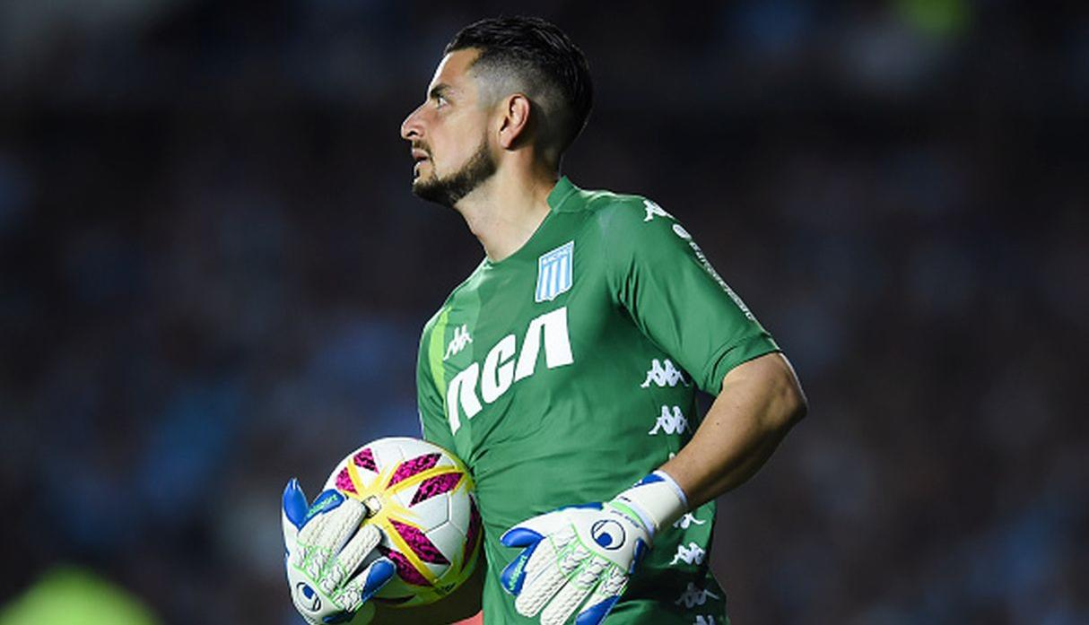 Gabriel Arias | Arquero | Valor: 450 mil. (Getty Images)